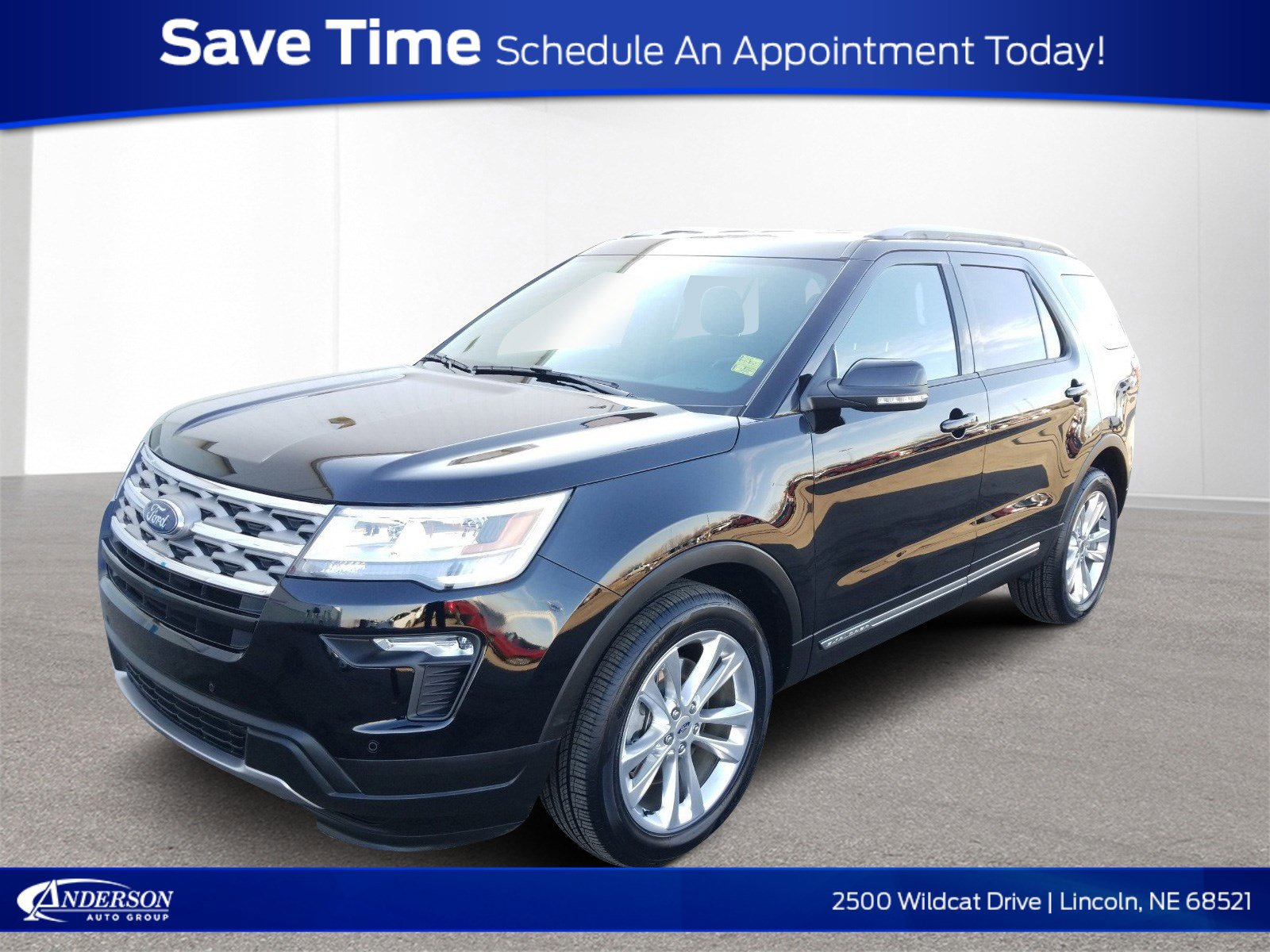 Used 2018 Ford Explorer XLT Sport Utility for sale in Lincoln NE
