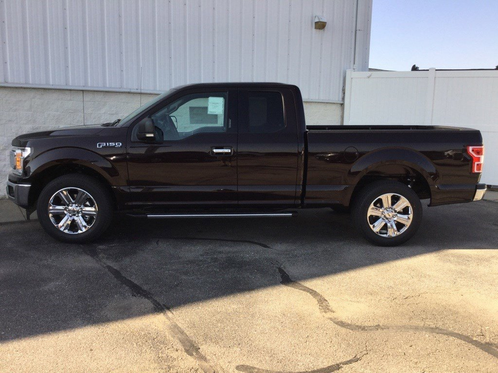 New 2018 Ford F-150 XLT Extended Cab Pickup for sale in Lincoln NE