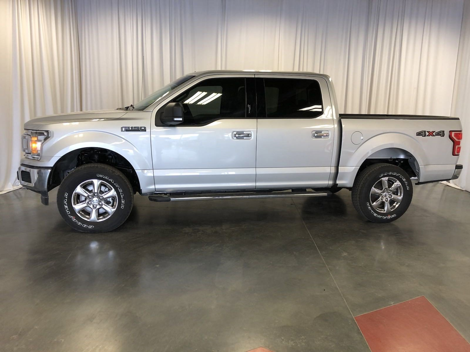 New 2019 Ford F-150 XLT Crew Cab Pickup for sale in St Joseph MO