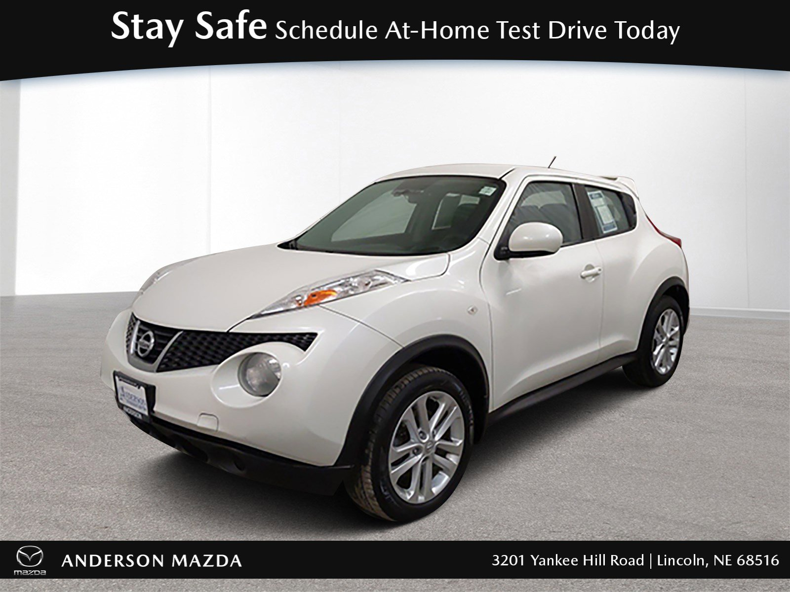 Used 2013 Nissan JUKE S Station Wagon for sale in Lincoln NE
