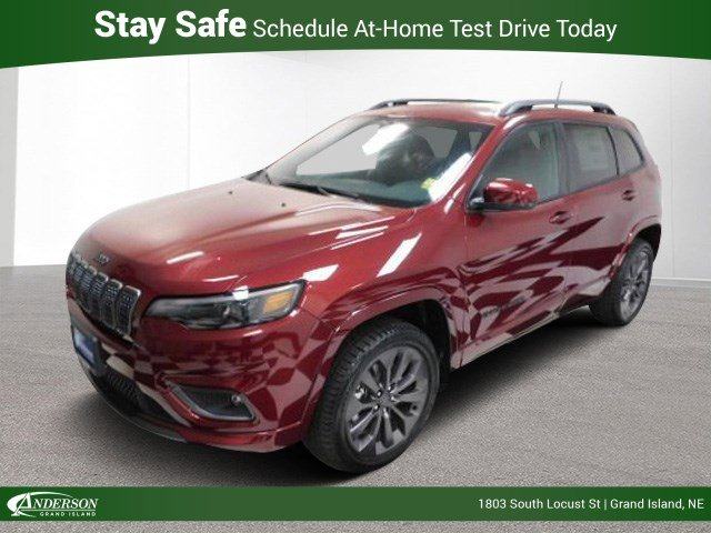 New 2020 Jeep Cherokee High Altitude Sport Utility for sale in Grand Island NE