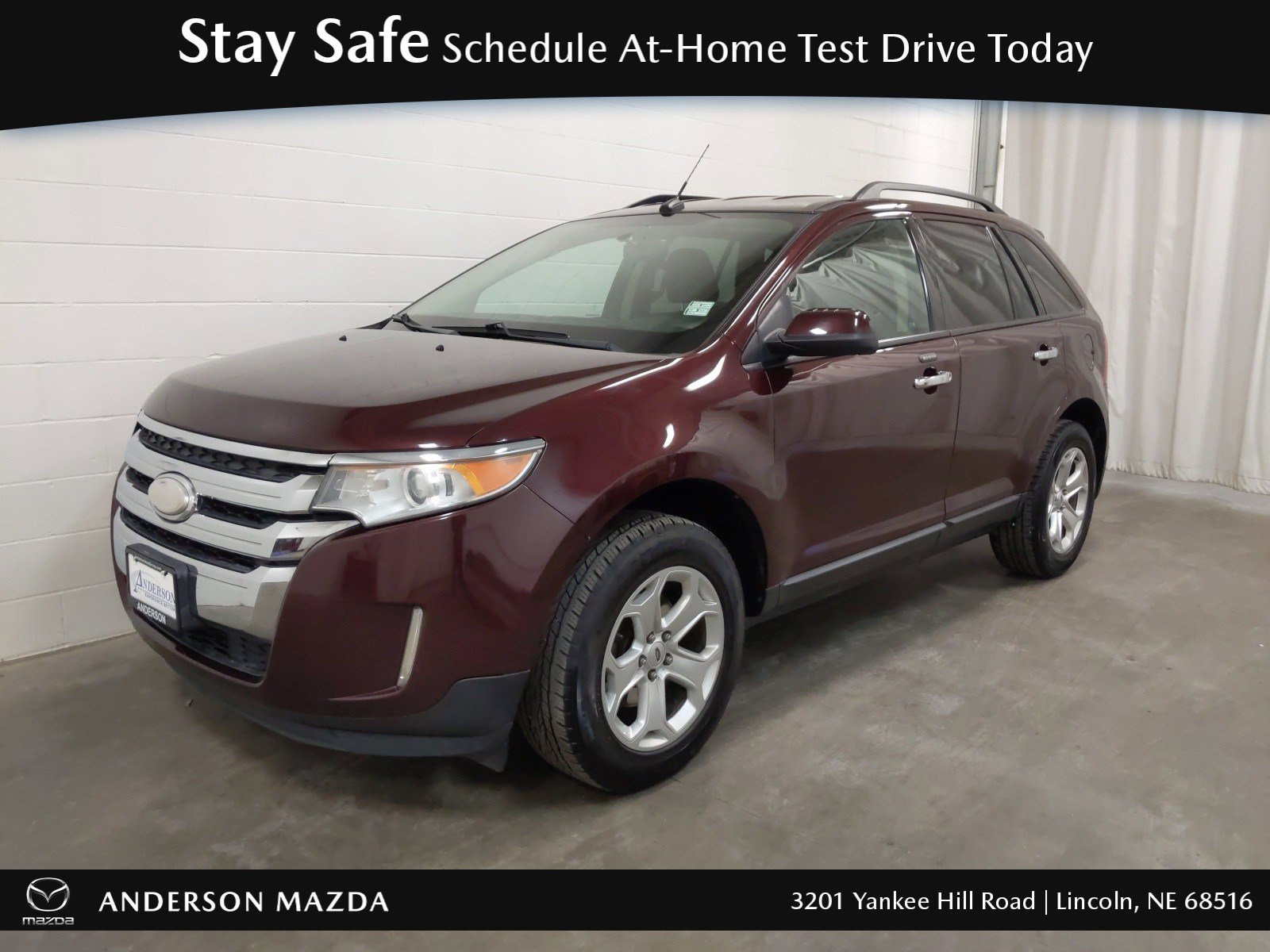 Used 2011 Ford Edge SEL Station Wagon for sale in Lincoln NE