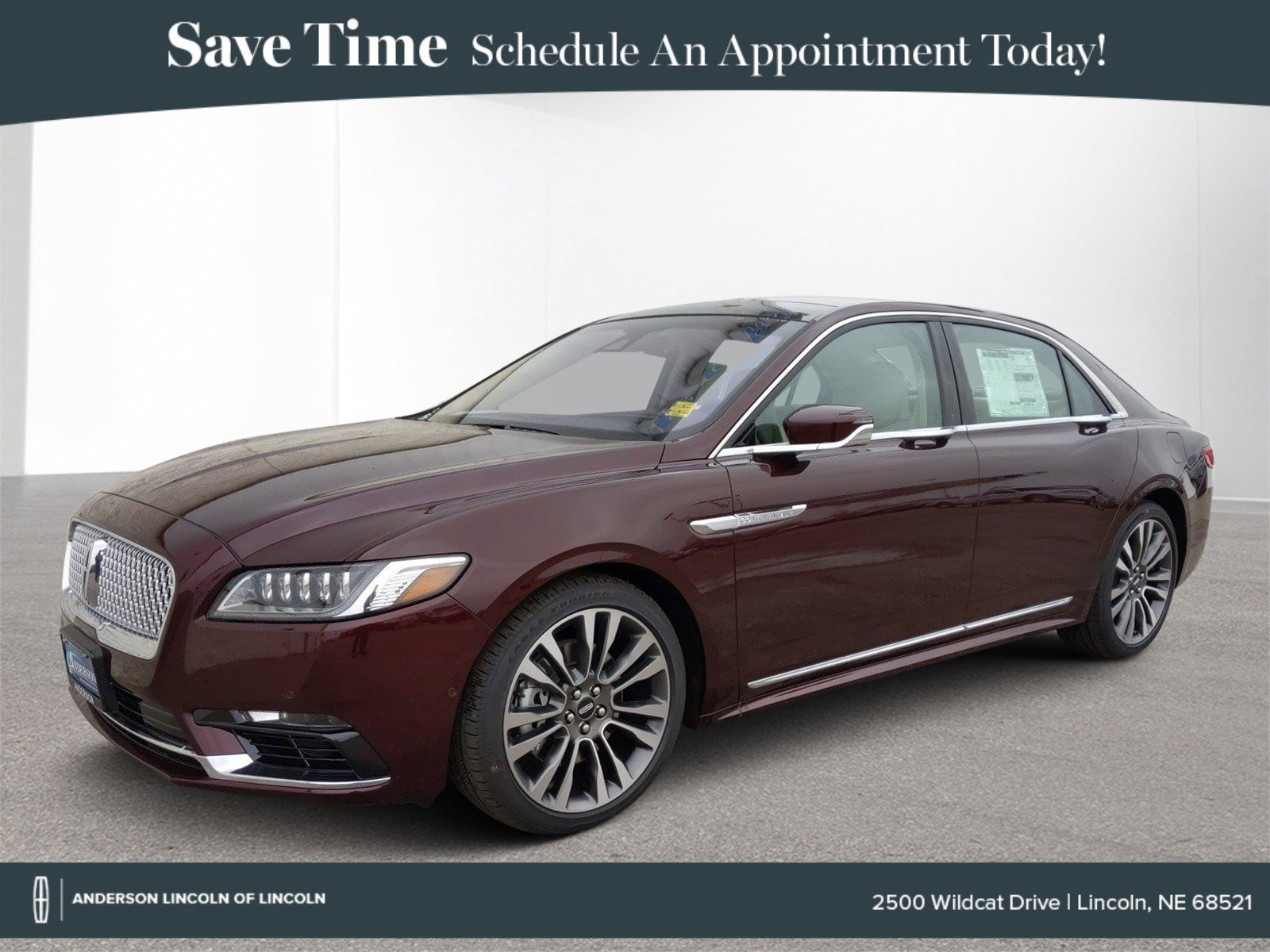New 2020 Lincoln Continental Reserve 4dr Car for sale in Lincoln NE