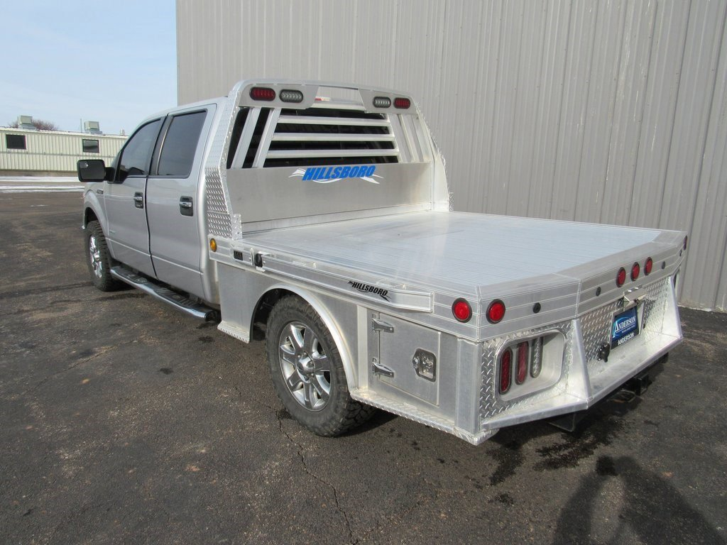 Used 2014 Ford F-150 XLT 4D SuperCrew for sale in Grand Island NE