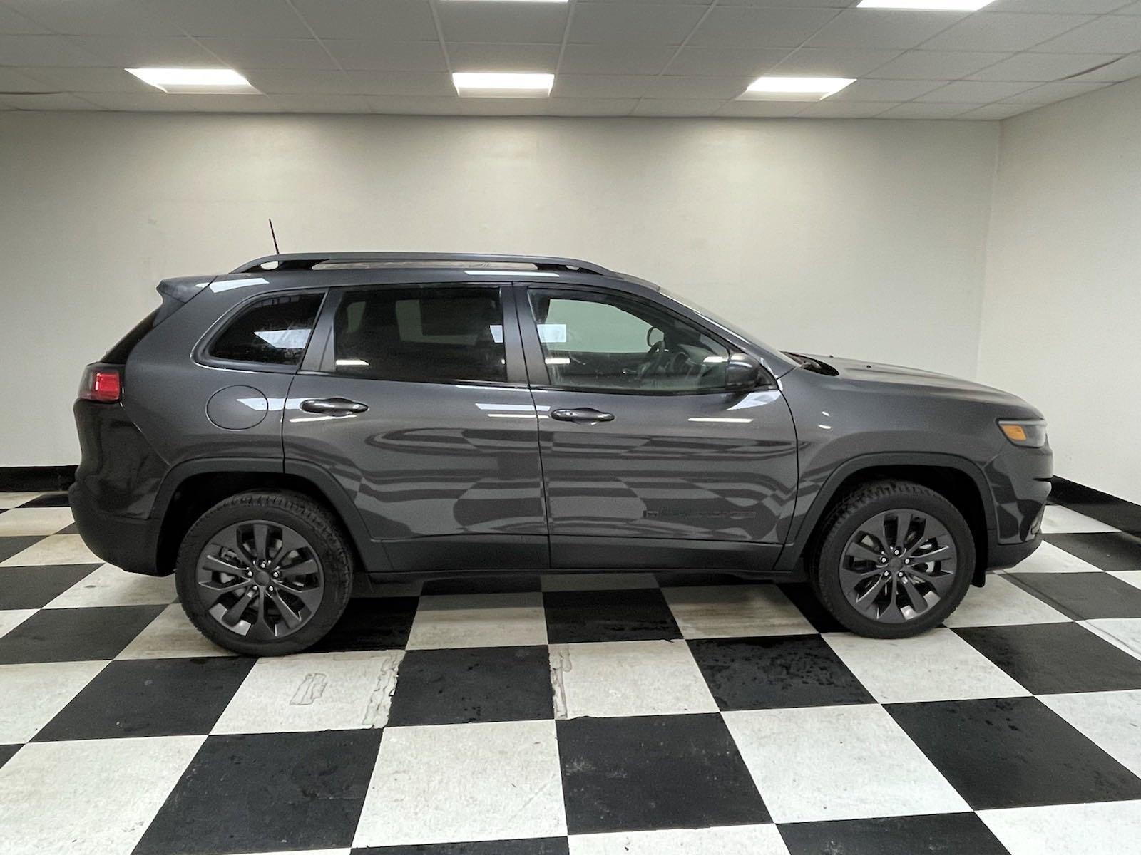 New 2021 Jeep Cherokee  Sport Utility for sale in Grand Island NE