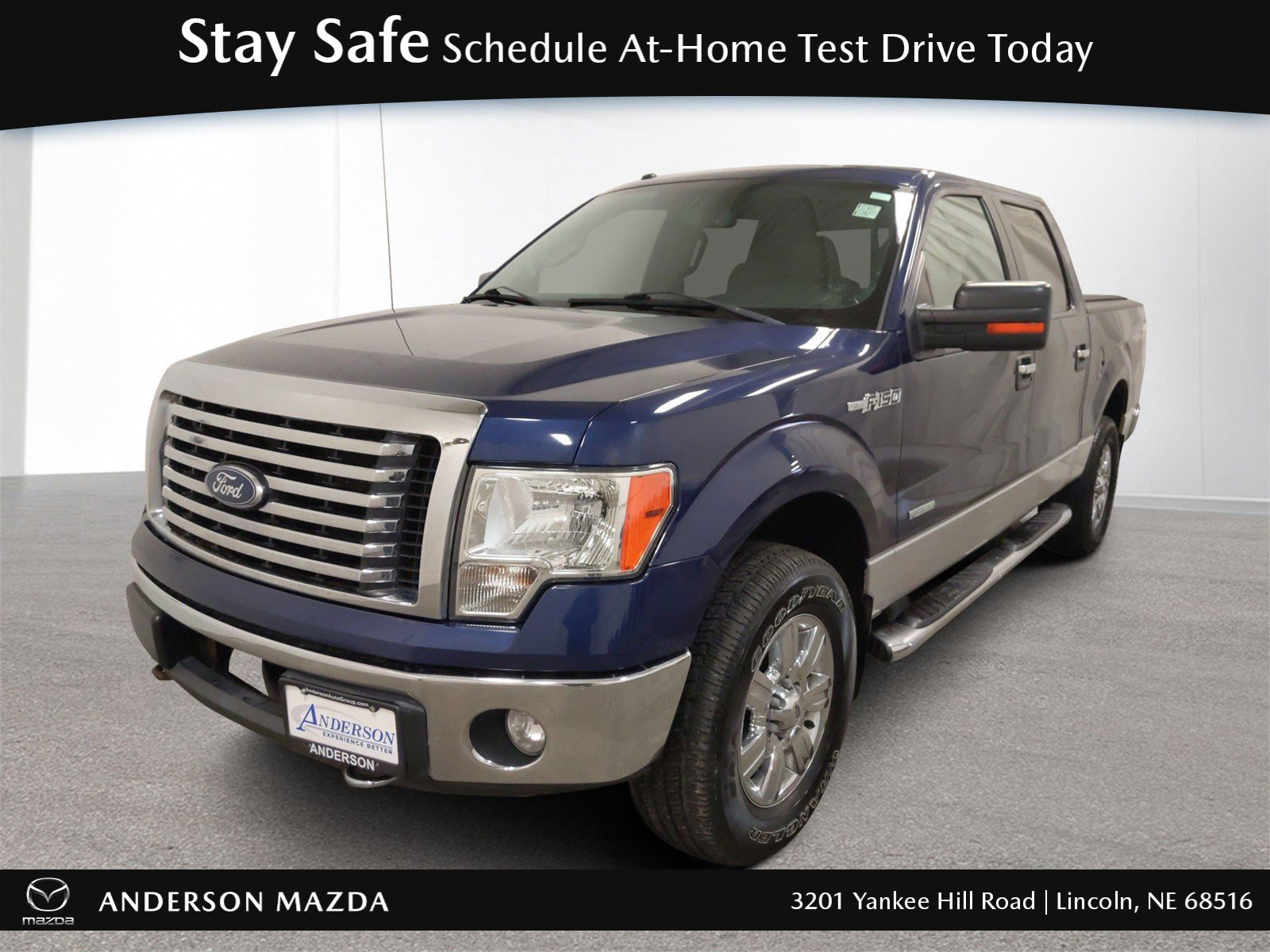 Used 2012 Ford F-150 XLT Crew Cab Pickup for sale in Lincoln NE