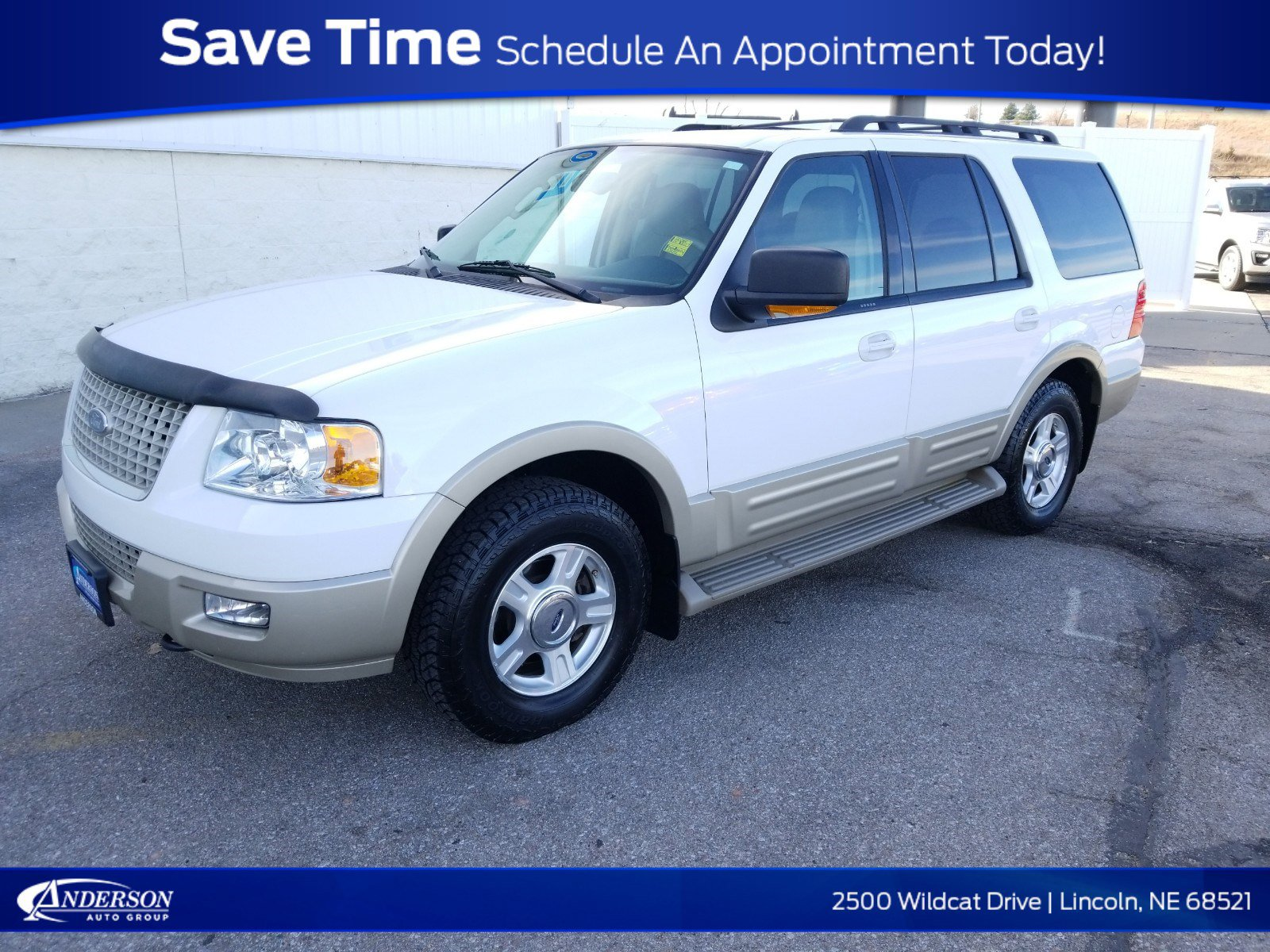 Used 2005 Ford Expedition Eddie Bauer Sport Utility for sale in Lincoln NE