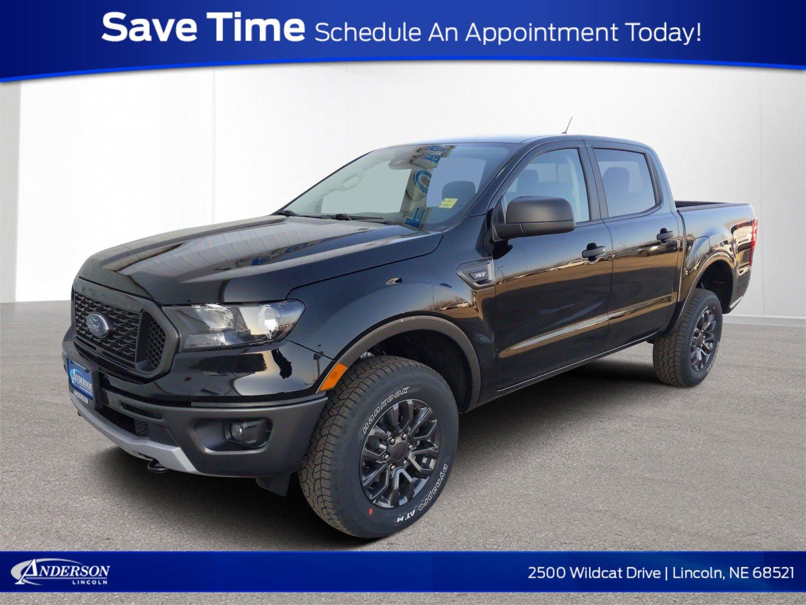 New 2020 Ford Ranger XLT Crew Cab Pickup for sale in Lincoln NE
