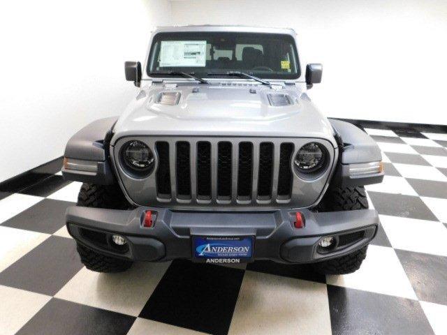 New 2020 Jeep Gladiator Rubicon Crew Cab Pickup for sale in Grand Island NE
