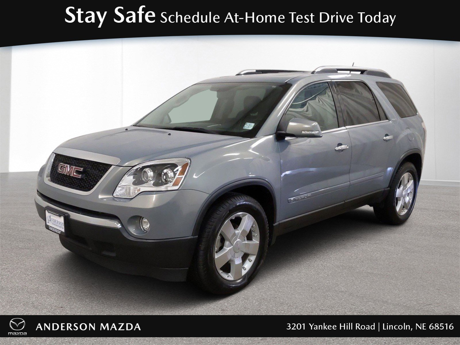 Used 2008 GMC Acadia SLT2 Sport Utility for sale in Lincoln NE