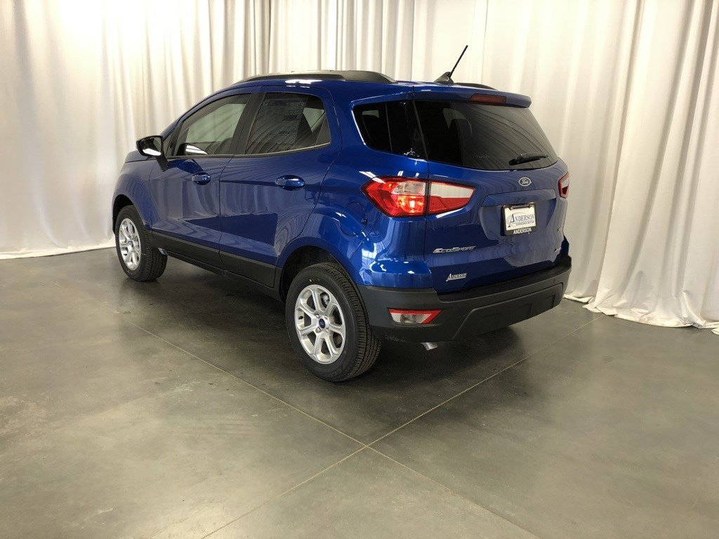 New 2020 Ford EcoSport SE Sport Utility for sale in St Joseph MO