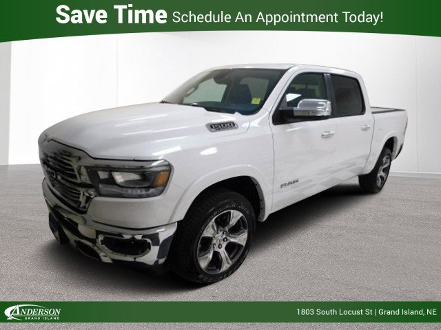 New 2019 Ram 1500 Laramie Crew Cab Pickup for sale in Grand Island NE