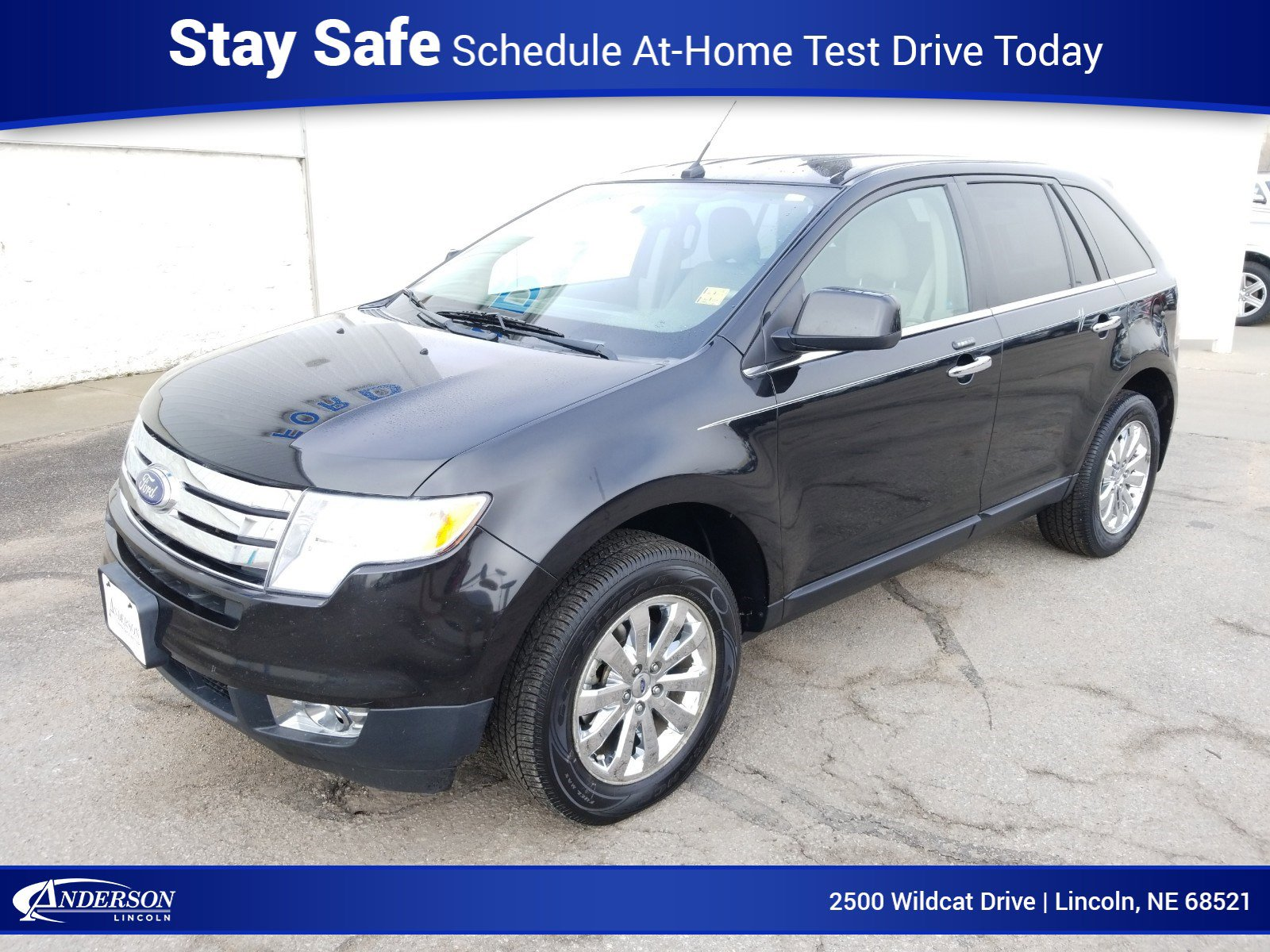 Used 2010 Ford Edge Limited Station Wagon for sale in Lincoln NE