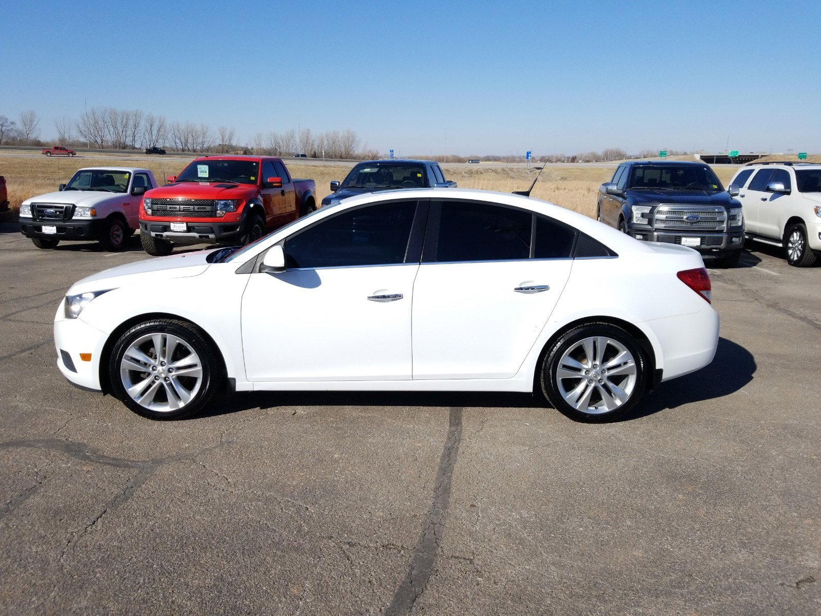 Used 2011 Chevrolet Cruze LTZ 4dr Car for sale in Lincoln NE