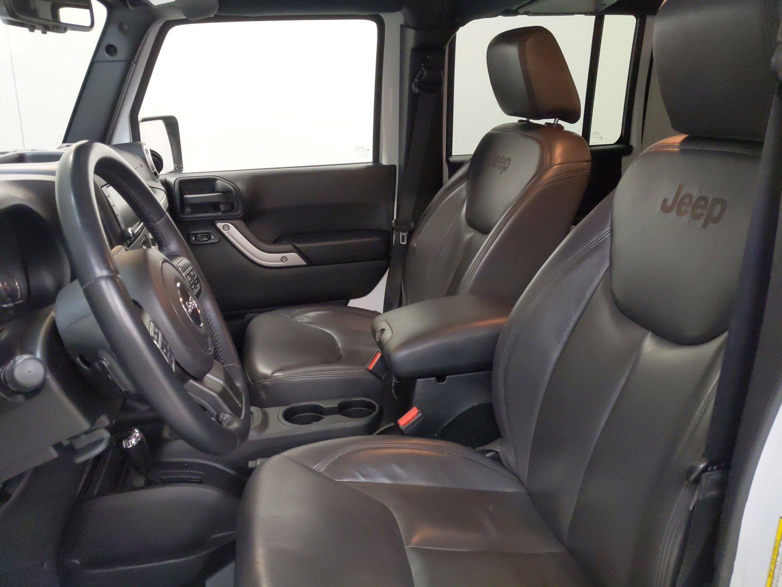 Used 2015 Jeep Wrangler Unlimited Rubicon Convertible for sale in Grand Island NE