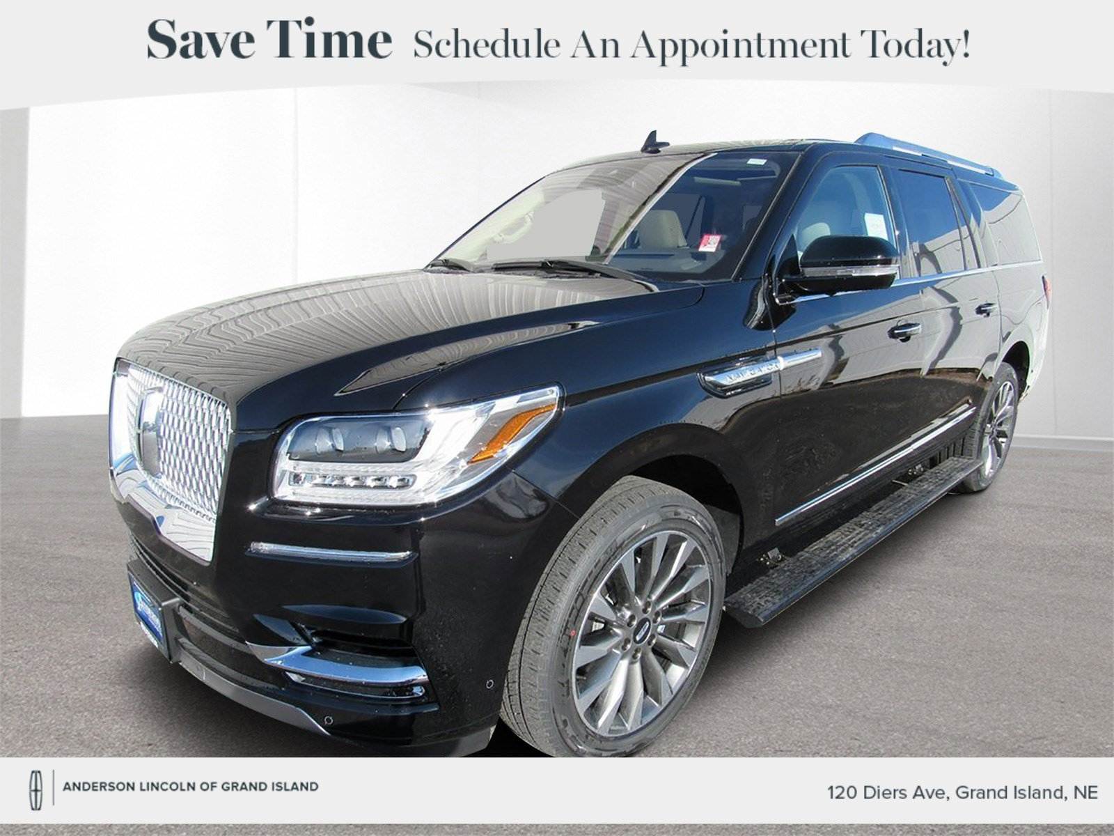 New 2020 Lincoln Navigator L Reserve 4D Sport Utility for sale in Grand Island NE