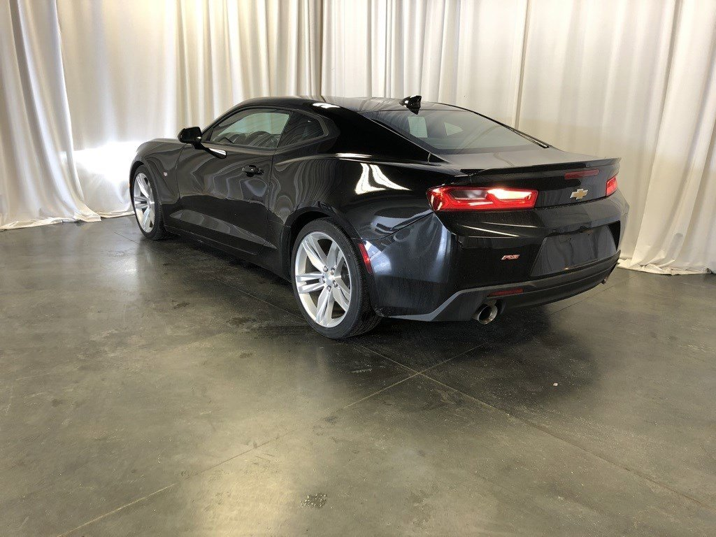 Used 2017 Chevrolet Camaro 1LT 2dr Car for sale in St Joseph MO