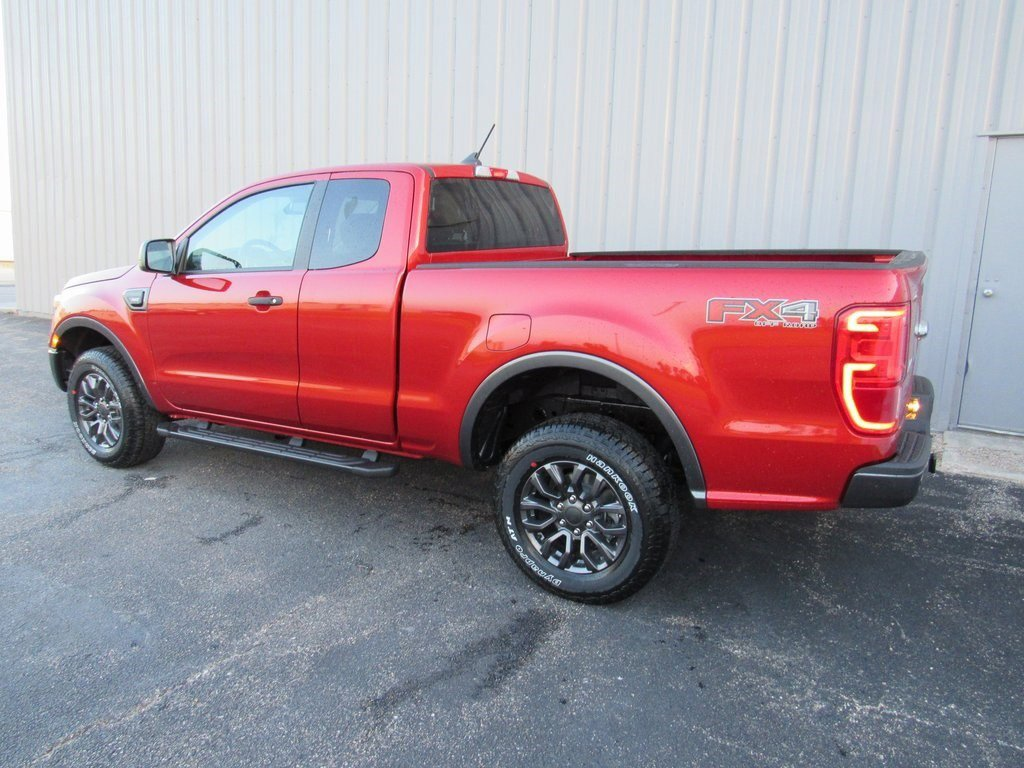 New 2019 Ford Ranger XLT Super Cab for sale in Grand Island NE