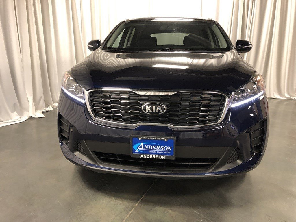 New 2020 Kia Sorento LX Sport Utility for sale in St Joseph MO