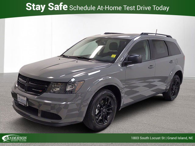 New 2020 Dodge Journey SE Value Sport Utility for sale in Grand Island NE