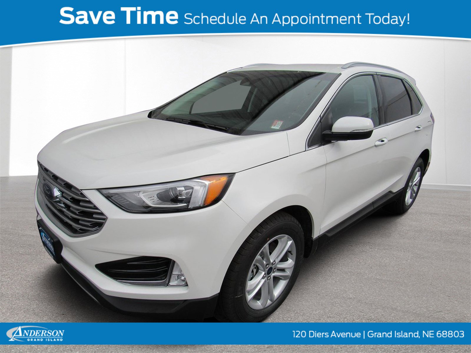New 2020 Ford Edge SEL 4D Sport Utility for sale in Grand Island NE