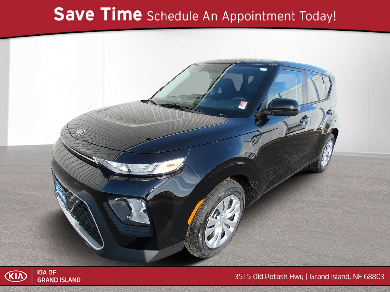 New 2020 Kia Soul LX 4D Hatchback for sale in Grand Island NE