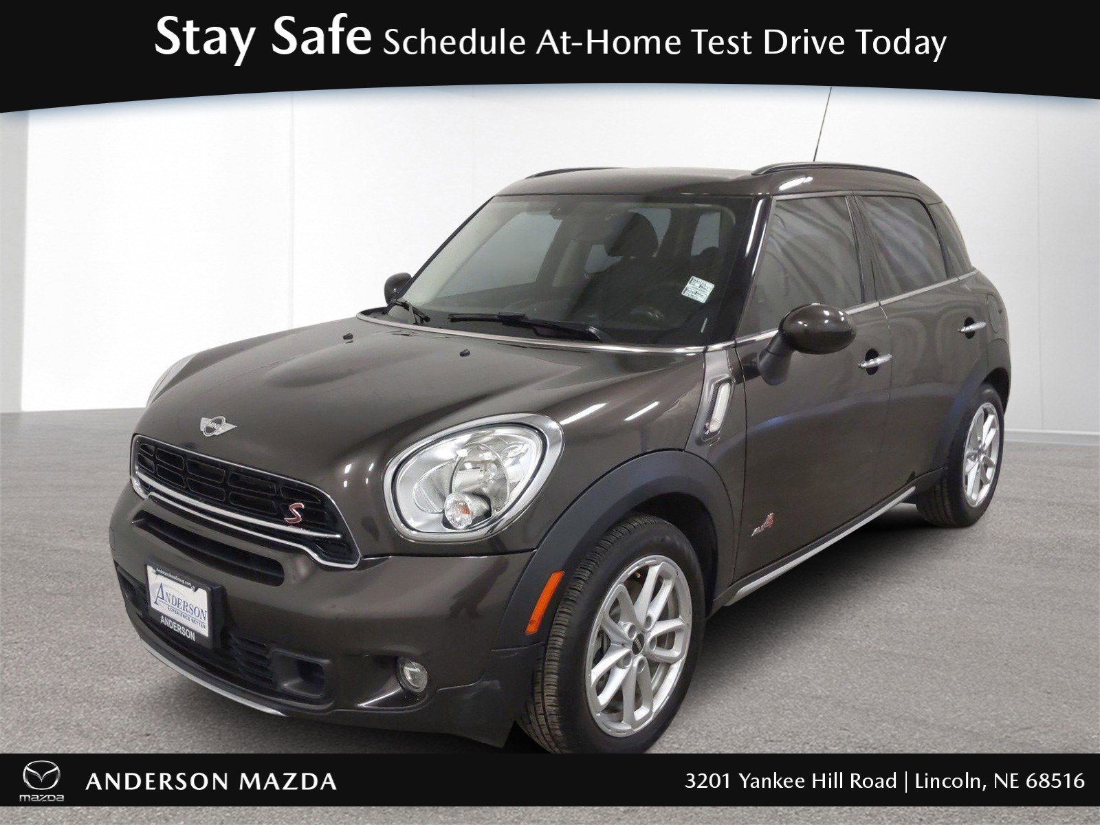 Used 2015 MINI Cooper Countryman S Sport Utility for sale in Lincoln NE