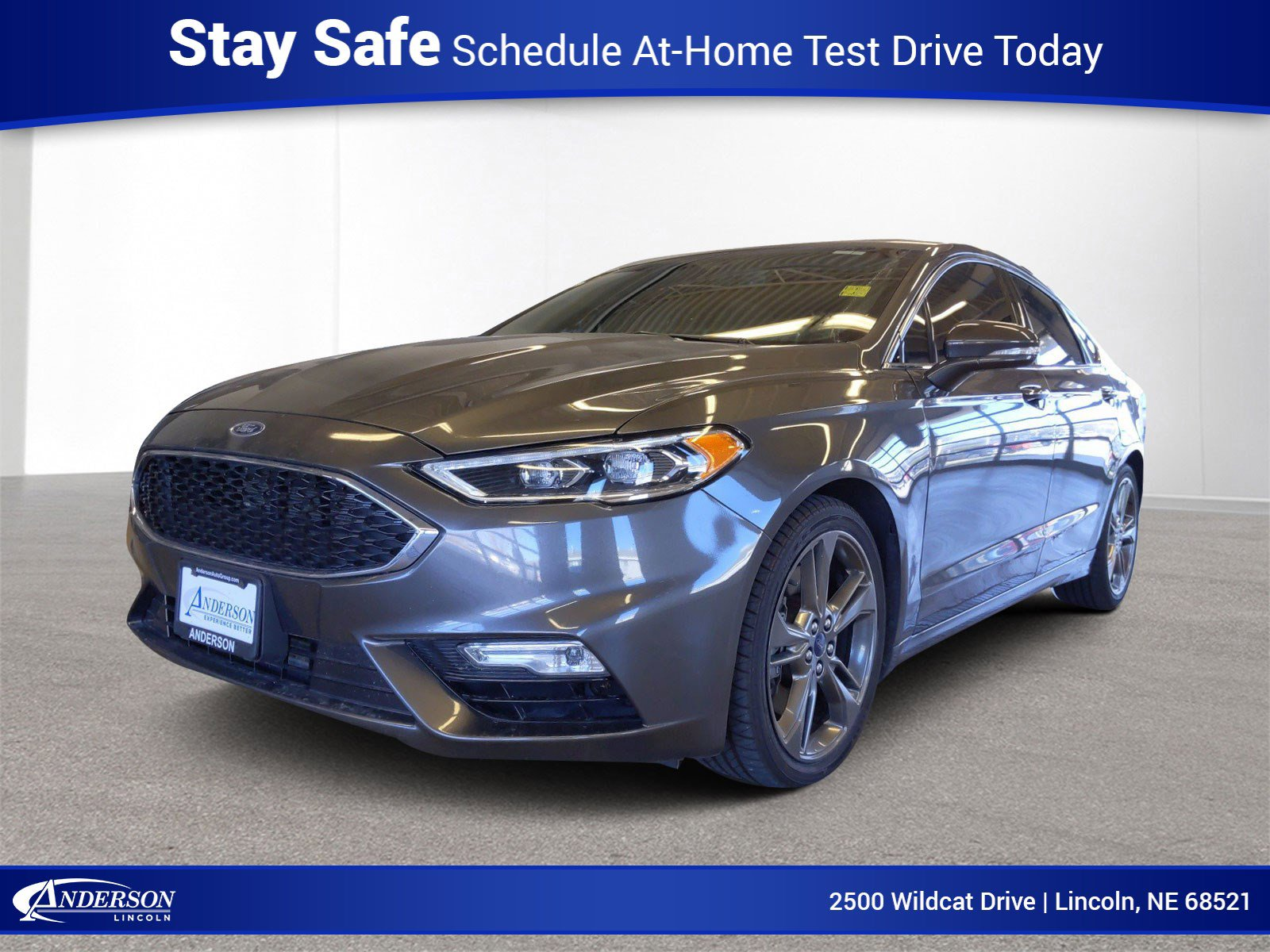 Used 2018 Ford Fusion Sport 4dr Car for sale in Lincoln NE