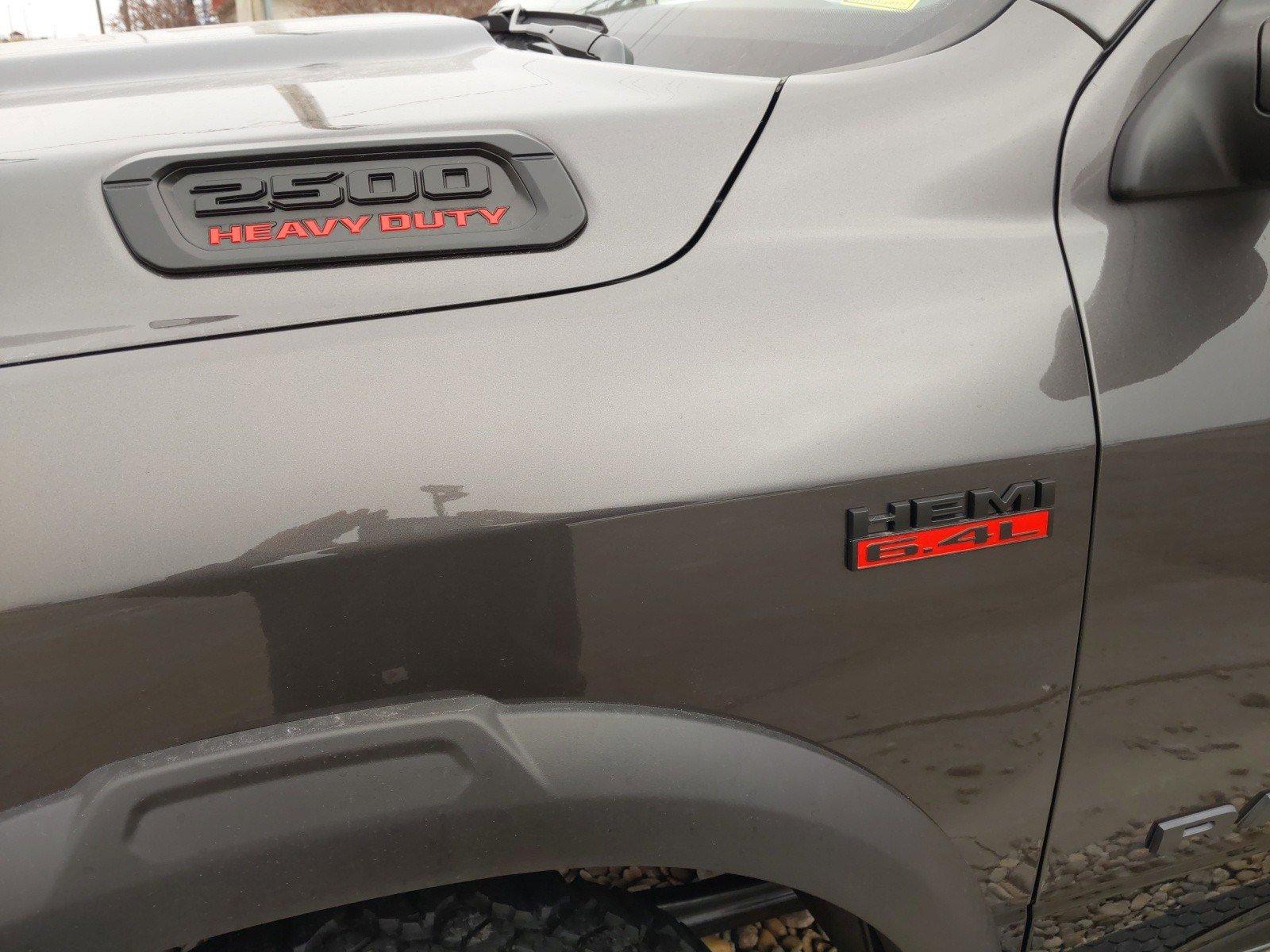 New 2020 Ram 2500 Power Wagon Crew Cab Pickup for sale in Grand Island NE