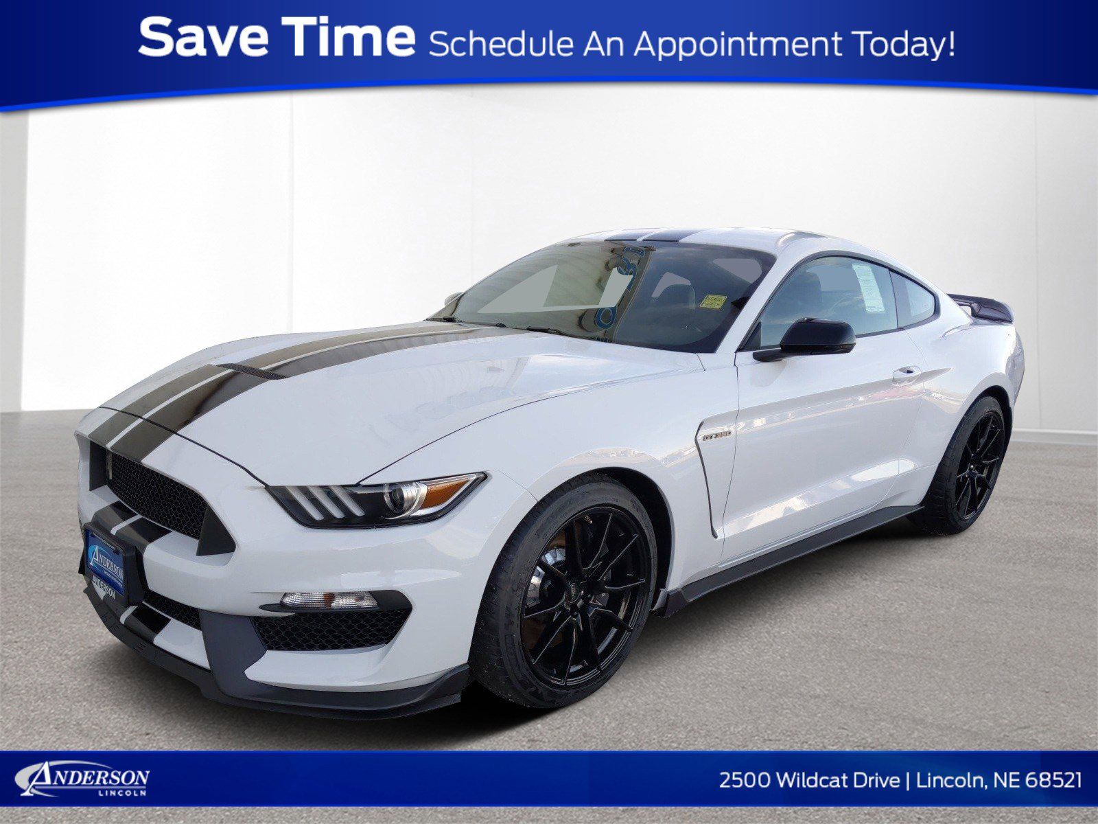 New 2020 Ford Mustang Shelby GT350 2dr Car for sale in Lincoln NE