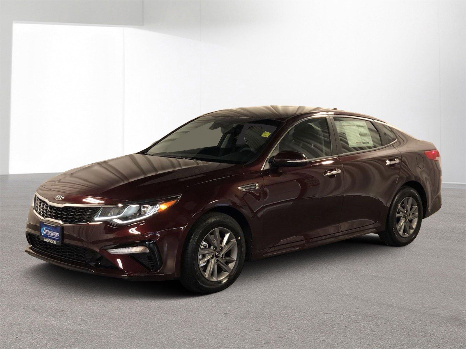 New 2020 Kia Optima LX 4dr Car for sale in St Joseph MO