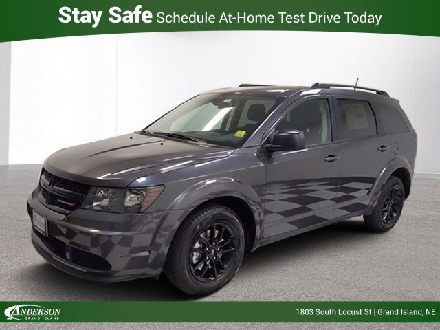 Used 2020 Dodge Journey SE Value FWD Stock: JD2037