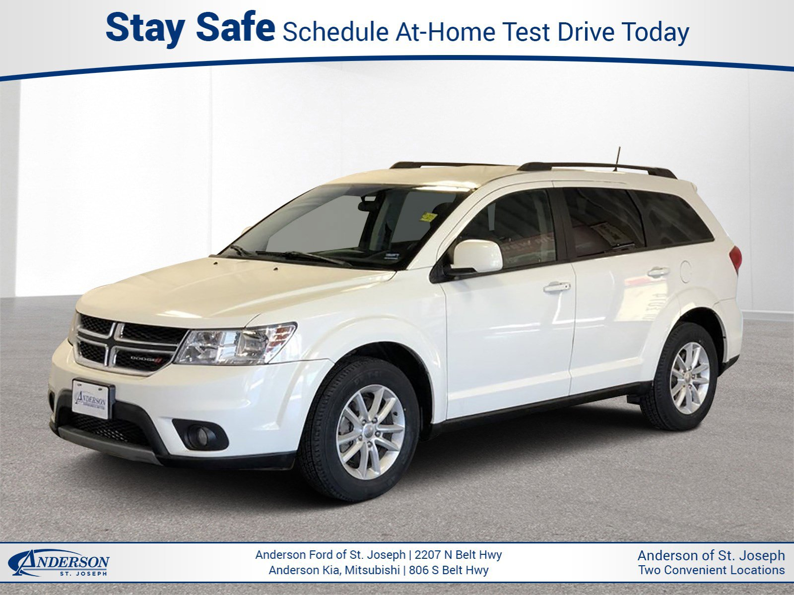 Used 2014 Dodge Journey SXT Sport Utility for sale in St Joseph MO
