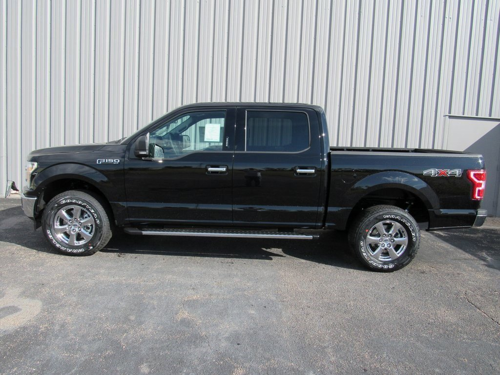 New 2019 Ford F-150 XLT 4D SuperCrew for sale in Grand Island NE