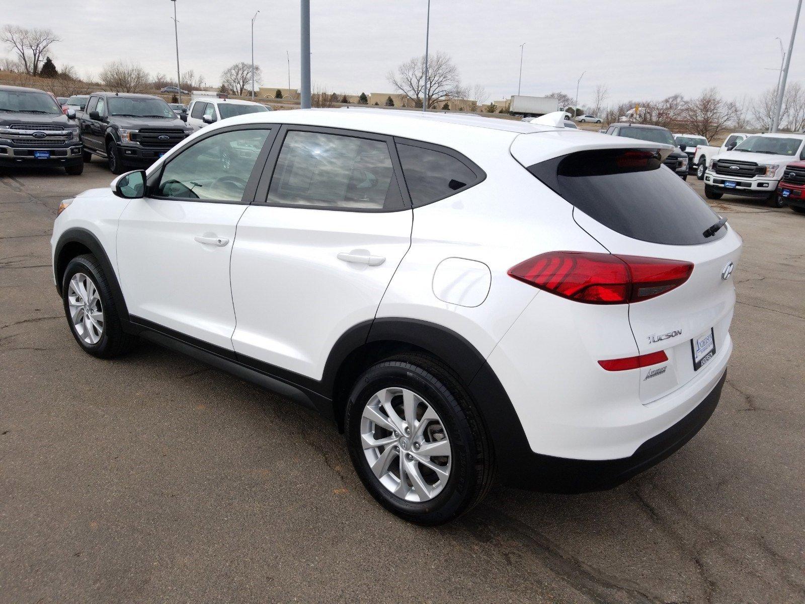Used 2019 Hyundai Tucson SE Sport Utility for sale in Lincoln NE