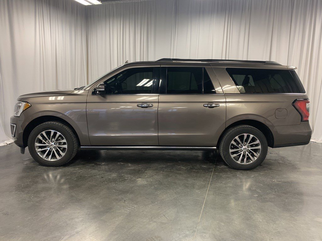 Used 2018 Ford Expedition Max Limited Sport Utility for sale in St Joseph MO