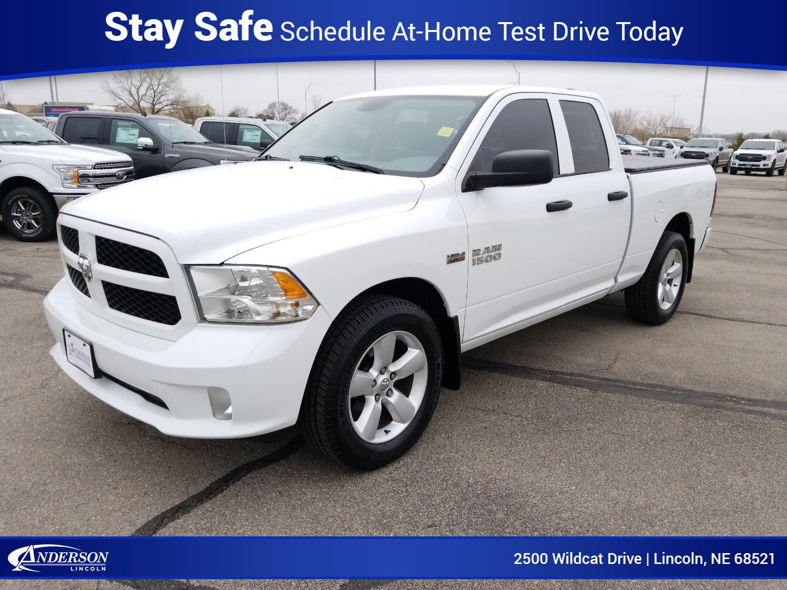Used 2013 Ram 1500 Express Crew Cab Pickup for sale in Lincoln NE
