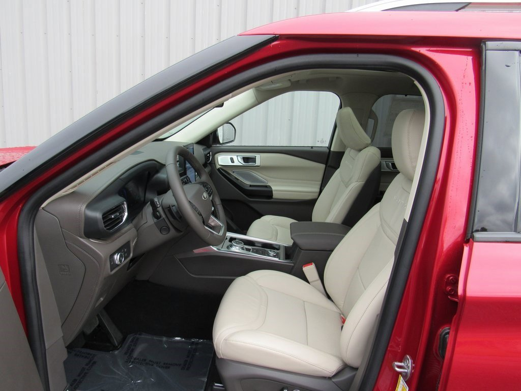 New 2020 Ford Explorer Platinum 4D Sport Utility for sale in Grand Island NE