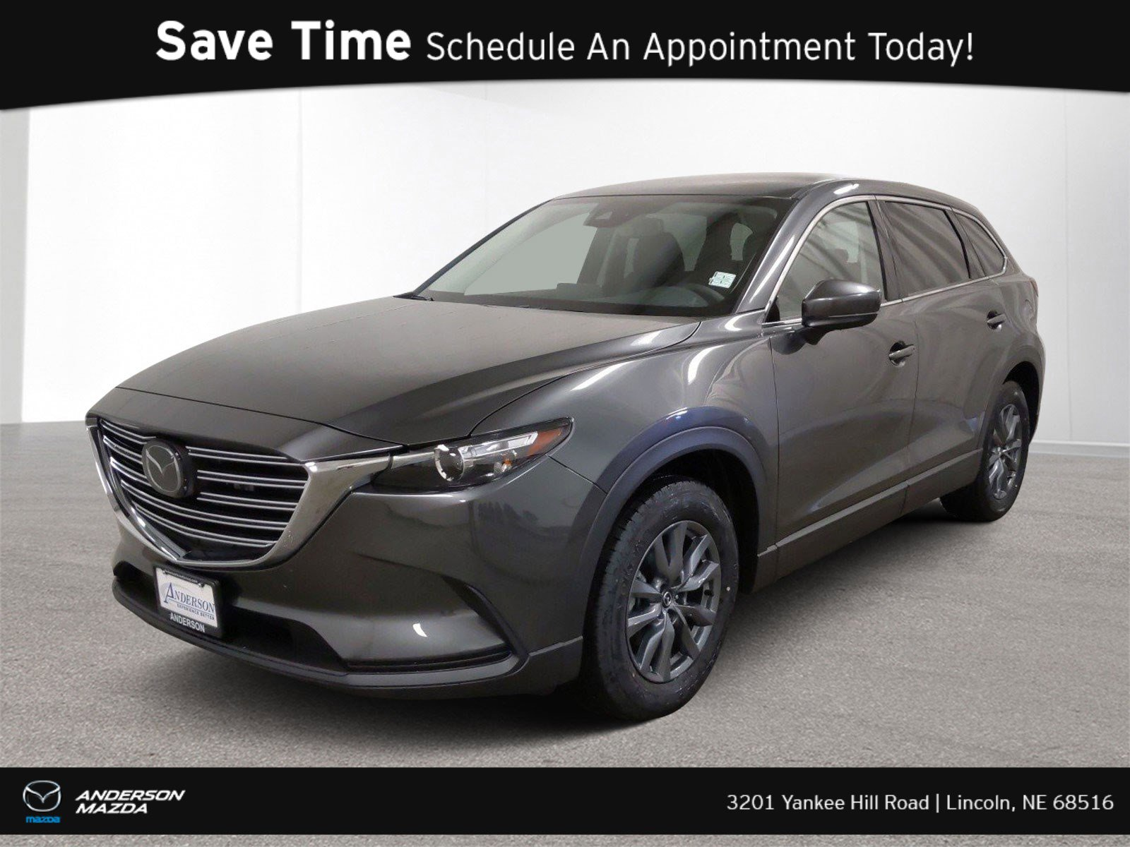 New 2020 Mazda CX-9 Touring Sport Utility for sale in Lincoln NE