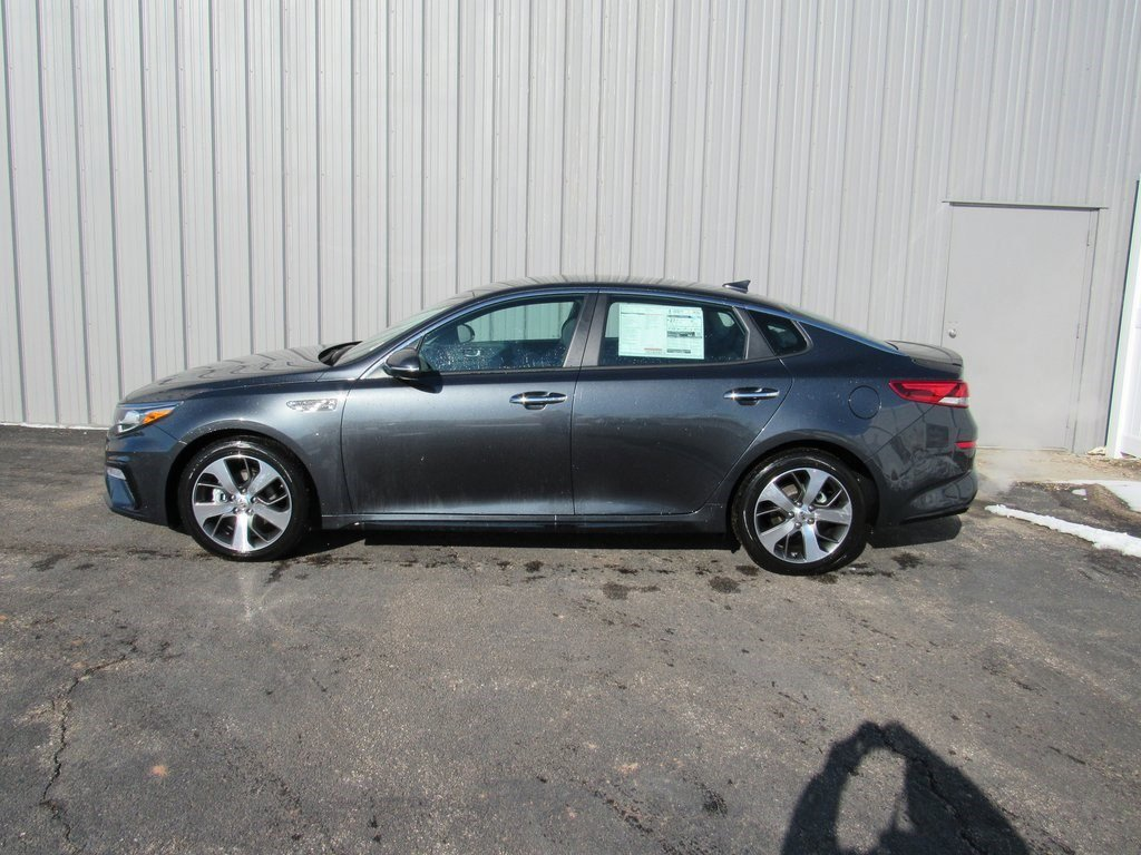 New 2020 Kia Optima S 4D Sedan for sale in Grand Island NE
