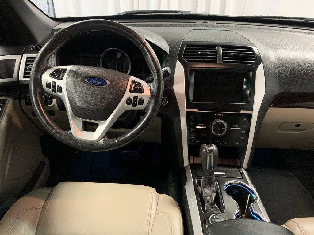 Used 2015 Ford Explorer Limited Sport Utility for sale in St Joseph MO