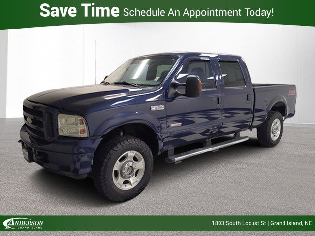Used 2005 Ford Super Duty F-250  Crew Cab Pickup for sale in Grand Island NE