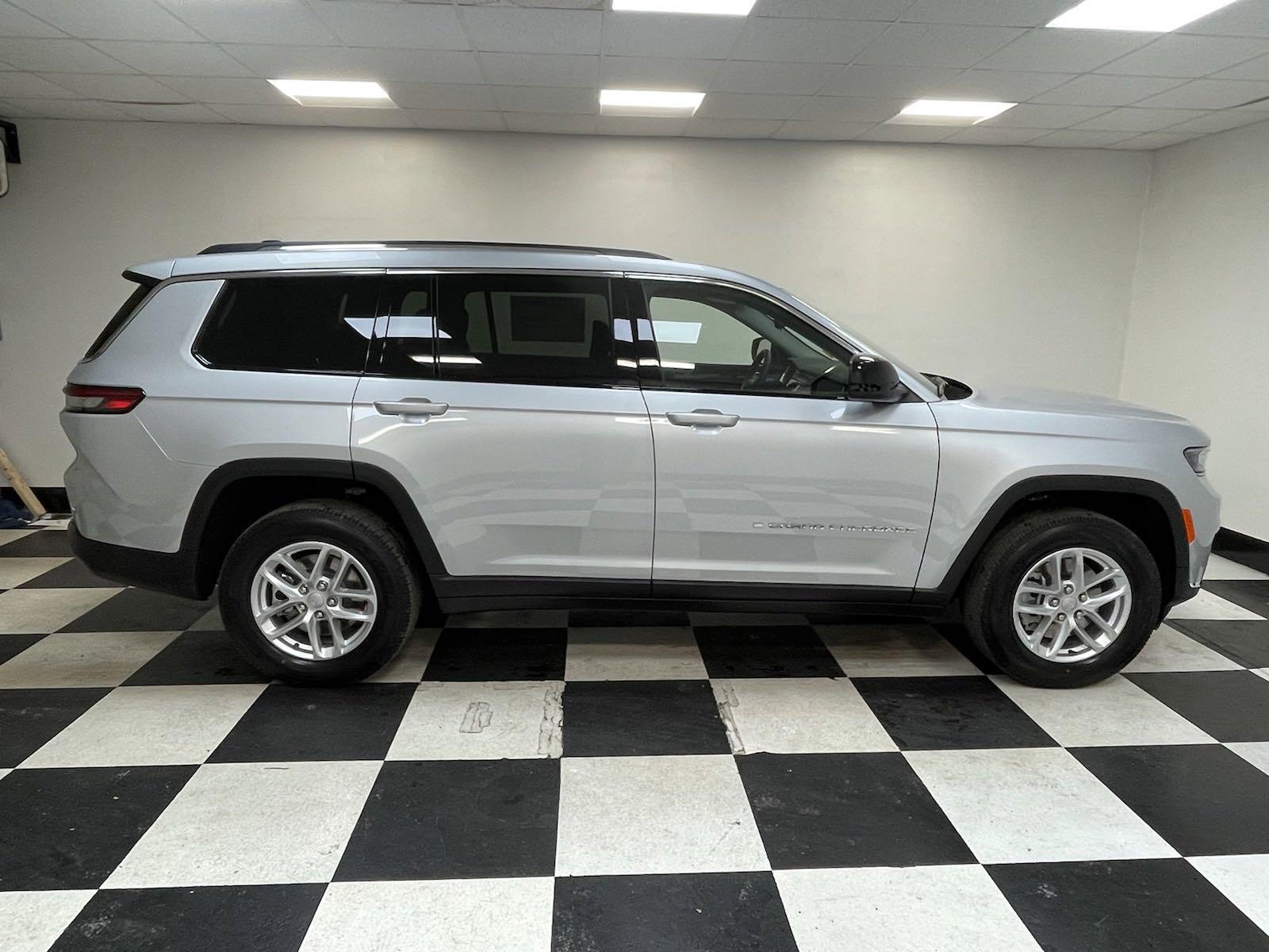New 2021 Jeep Grand Cherokee L  Sport Utility for sale in Grand Island NE