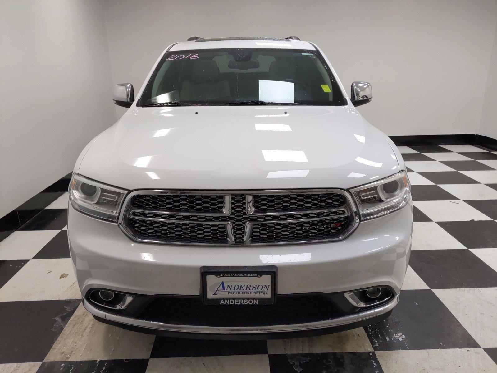 Used 2016 Dodge Durango Citadel 4D Sport Utility for sale in Grand Island NE