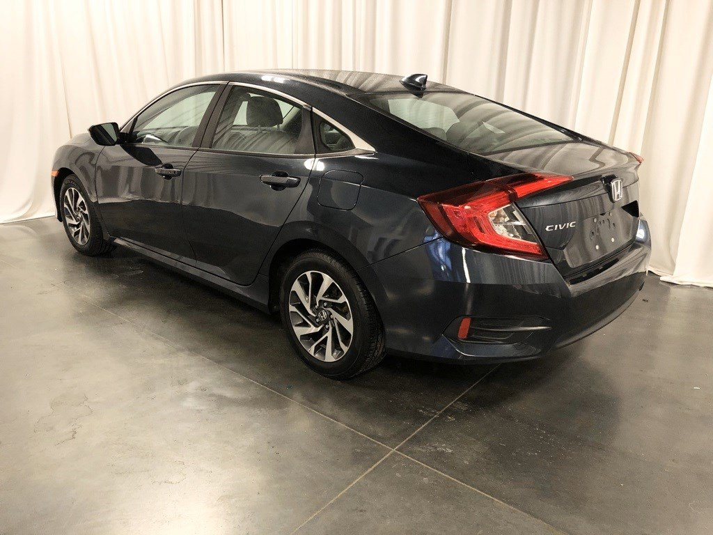 Used 2017 Honda Civic Sedan EX 4dr Car for sale in St Joseph MO