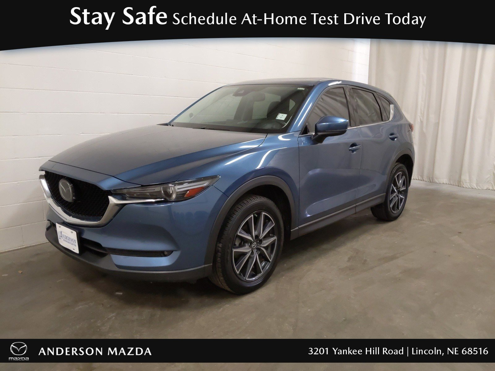 Used 2018 Mazda CX-5 Grand Touring Sport Utility for sale in Lincoln NE