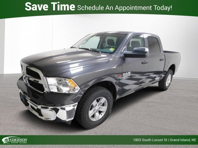 New 2019 Ram 1500 Classic Tradesman Crew Cab Pickup for sale in Grand Island NE