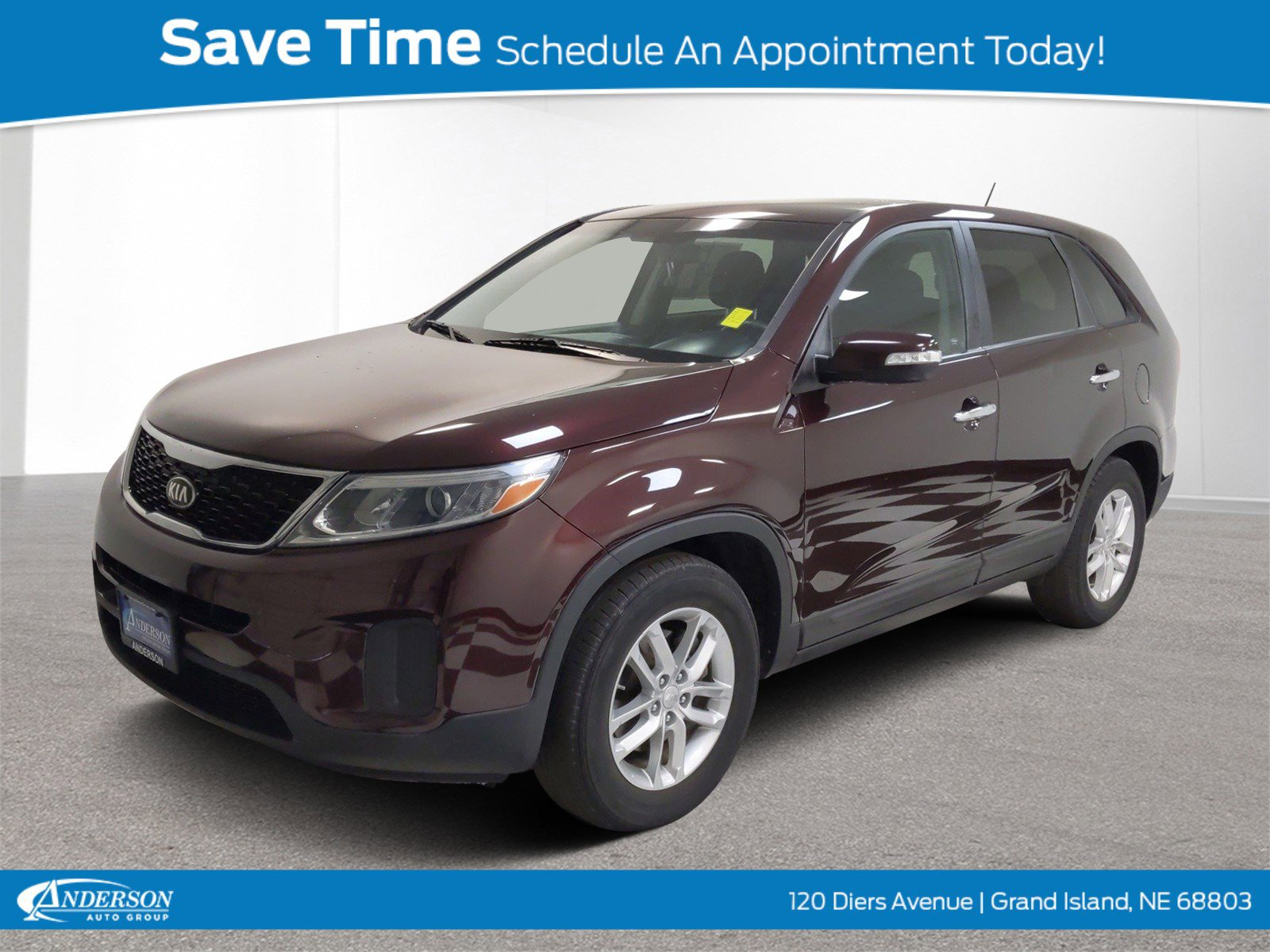 Used 2014 Kia Sorento LX 4D Sport Utility for sale in Grand Island NE