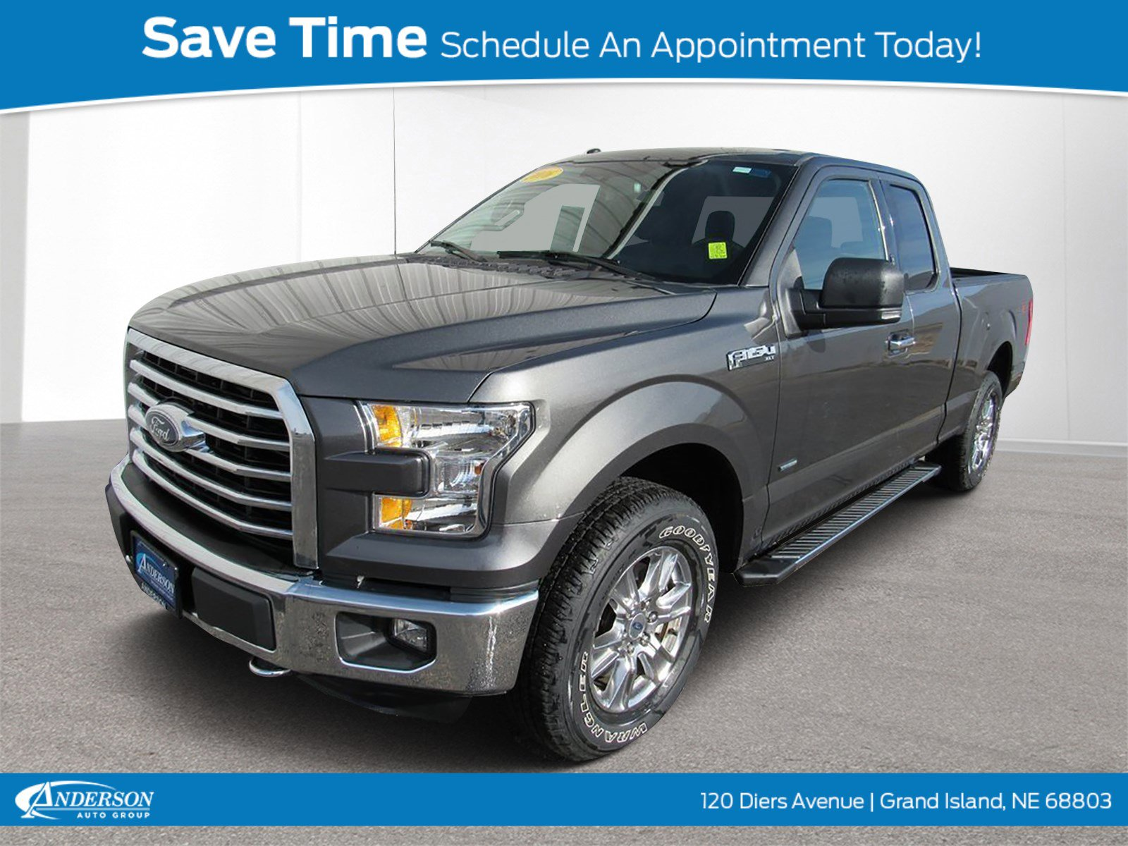 Used 2016 Ford F-150 XLT Super Cab for sale in Grand Island NE