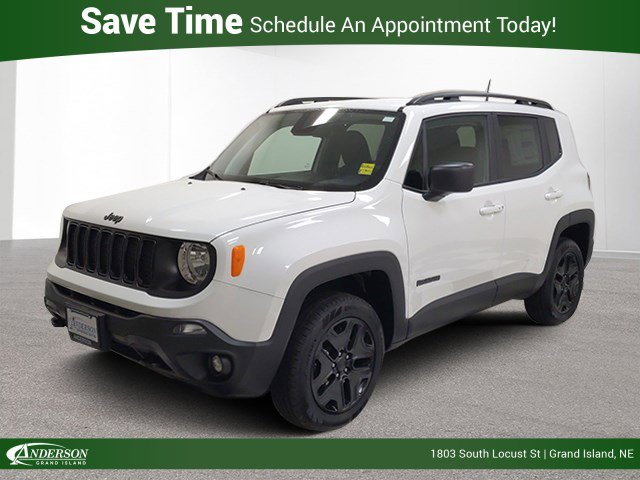 New 2020 Jeep Renegade Upland Sport Utility for sale in Grand Island NE